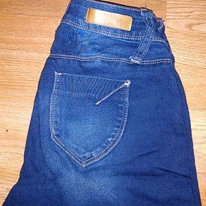 Ymi slimmer jeans